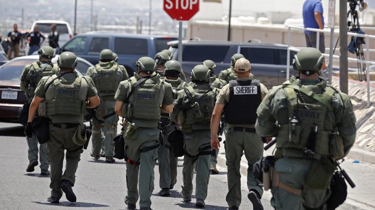 Властите в САЩ разкриха подробности закръвопролитието в Тексас. Най-малко 20