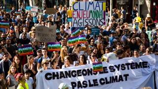 Световен протест в защита на климата