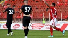 """Евандро продължава да носи ЦСКА на гръб! """"Червените"""" пак се измъчиха на """"Армията"""""""
