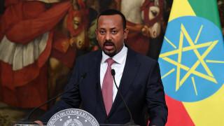Етиопският премиер Абий Ахмед Али печели Нобела за мир за 2019 г.