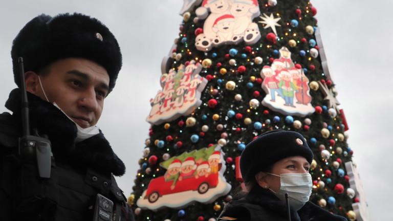 Русия отчете 27 543 новозаразени