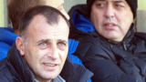 Антони Здравков : Искам да превърна отбора от аутсайдер в победител