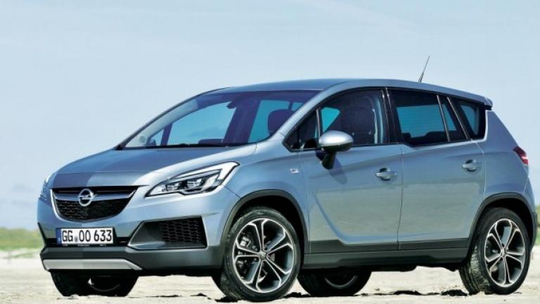 Opel с най-голямата си пазарна атака: 7 нови модела през 2017-а