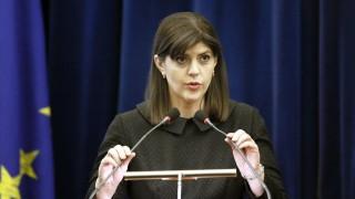 Коронавирусът да увеличи измамите и корупцията, очаква Лаура Кьовеши