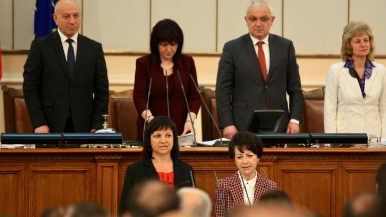 Мария Филипова и Илиана Христова са новите зам.-председатели на КФН