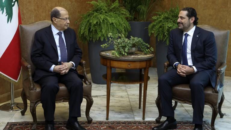 Премиерът на Ливан оттегли оставката си
