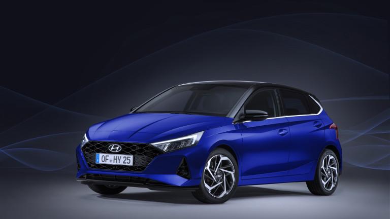 Hyundai показа новия i20