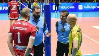 Нови емоции с волейболните ТВ мачове - и съдиите вече с микрофони