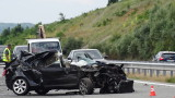 Повече жертви на пътя през първата половина на 2021 година