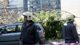 """170 сигнала постъпили в """"Гражданска защита"""""""