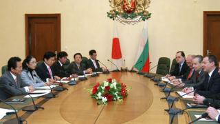 Задълбочаваме икономическото си сътрудничество с Япония
