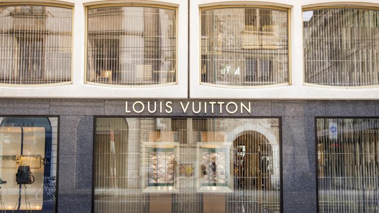Някои от най-големите и важни луксозни марки на Европа могат