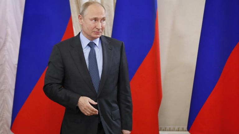 Путин се хвали: Русия изпревари конкуренцията с хиперзвуковите си ракети