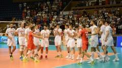 """""""Лъвовете"""" загубиха от Египет с 1:3"""