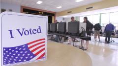 Бури затрудняват гласуването в някои американски щати