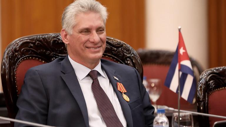 Президентът на Куба избран за лидер на Комунистическата партия, край на ерата Кастро