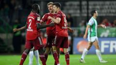 Байерн (Мюнхен) победи Гройтер (Фюрт) с 3:1