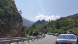 Отново тръгнало свлачище заплашва да отреже пътя от Асеновград до три села