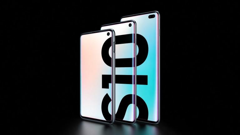 Снимка: Samsung Galaxy S10 - колко струват новите модели в България?