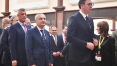Вучич: Само с взаимни компромиси може да се реши косовският въпрос