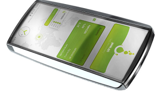 Nokia Eco Sensor Phone