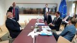Борисов обсъди с Пестеливата четворка предложението за евробюджета