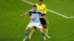 Борусия не успя да пречупи Лацио, но се класира за осминафиналите в ШЛ