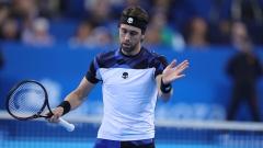 Николоз Басилашвили вдигна първа купа в кариерата си, триумфирайки на ATP 500 в Хамбург