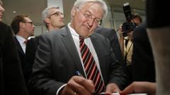 Франк-Валтер Щайнмайер-кандидат за канцлерския пост