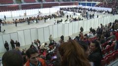 Край на следизборната драма в Арена Армеец