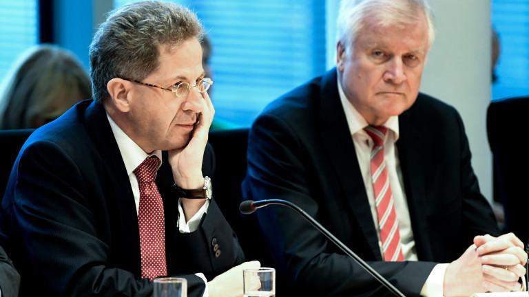 Германските социалдемократи поискаха оставката на шефа на разузнаването