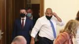 Борисов поиска 3 оставки - на Горанов, Маринов и Караниколов