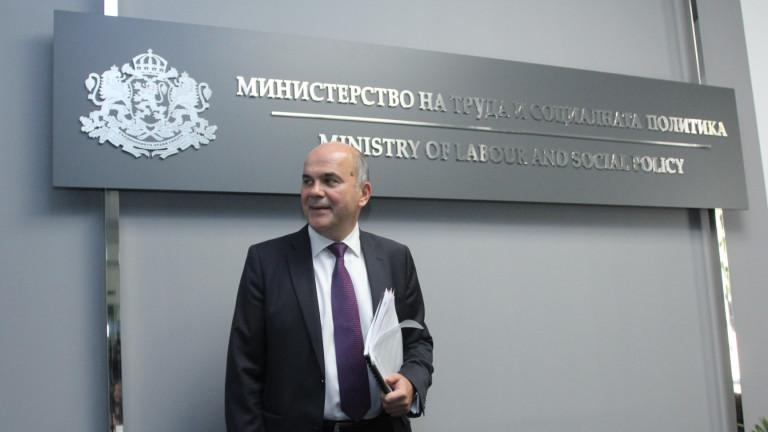 Бисер Петков не вижда основание да подава оставка