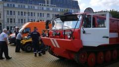 140 години пожарна в София