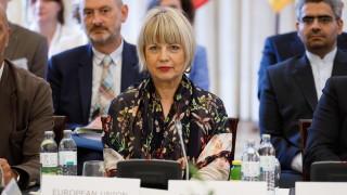 За първи път жена оглавява ОССЕ