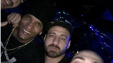 Фернандо Каранга и Николай Бодуров от ЦСКА отново купонясваха в столична дискотека