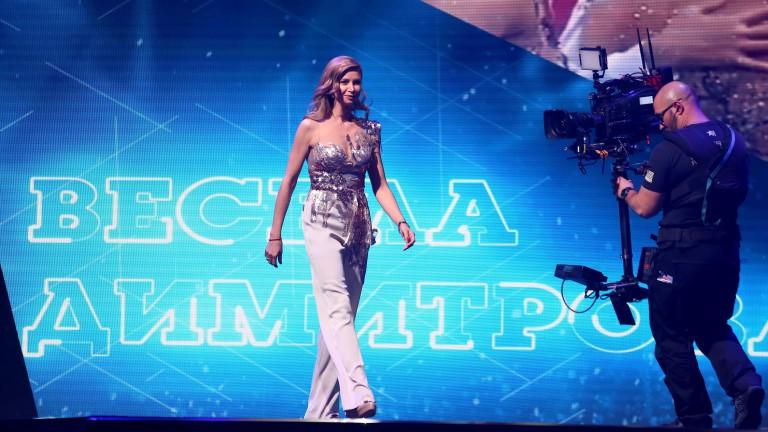 Весела Димитрова е Треньор на годината