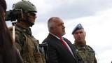Борисов отпрати критиките на президента Радев към Путин