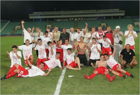 ЦСКА е новият шампион при юношите старша възраст