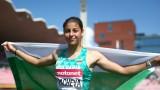 Александра Начева спечели сребърен медал от европейското