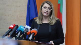 Ахладова се отчете пред ЕС за цифровизацията на съдебните процедури у нас