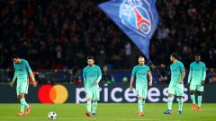 Последното отпадане на Барселона на 1/8-финал в Шампионската лига е от преди 10 години