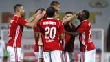 ЦСКА с група от 21 футболисти за мачовете с Черно море и Несебър