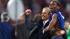 Играч на Юнайтед разкри защо е имало скандал между Моуриньо и Погба