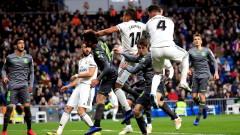 """Реал се изложи на """"Бернабеу""""! Сосиедад нанесе шеста загуба в Ла Лига на """"белия балет""""!"""