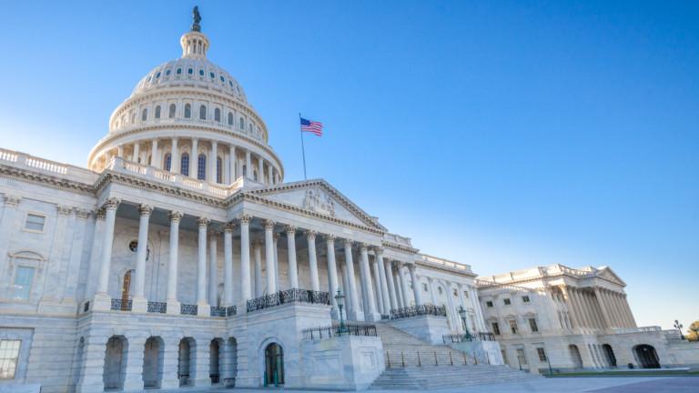 Камарата на представителите (долната камара на Конгреса на САЩ), която