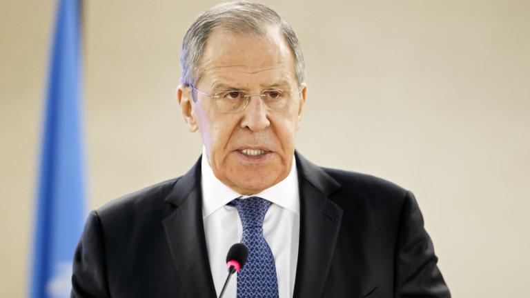 Лавров: Все по-цинично се фалшифицира история, а цивилизована Европа мълчи