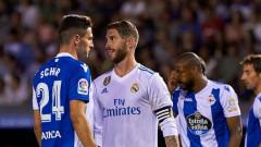 Серхио Рамос е най-грубият играч в историята на Ла Лига