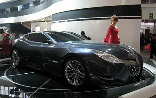 Топ 10 - Най-добрите китайски коли (галерия и видео)
