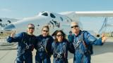 17-годишното пътуване на Брансън към Космоса: Първият милиардер, летял на борда на собствена ракета